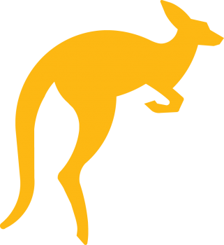 Kangaroo PNG Image | Yellow Kangaroo HD Wallpaper Download For Android Mobile | Wallpaper HD For I Phone Six Free