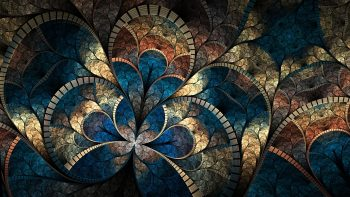 Abstract Fractal Cg Digital Art Artistic Pattern Psychedelic