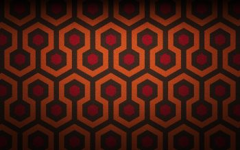 Abstract Minimalistic Design Patterns The Shining Carpet High Resolution iPhone Photograph