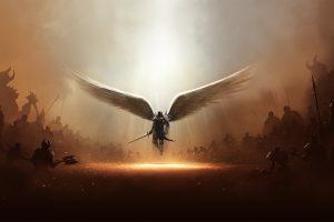 Angels Video Games Pc Diablo Diablo Iii Archangel Pc Games Archangel Tyrael