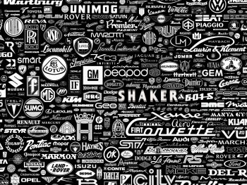 Cars Quotes Brands Logos