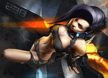 Cyborg Sexy Babe Robot Girl Get Neat Photograph For Free