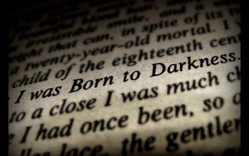 Dark Horror Story Books Statement Evil Satan Occult Neat Image For Free