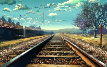 Fantasy Art Railroad Tracks Neat Image For Free