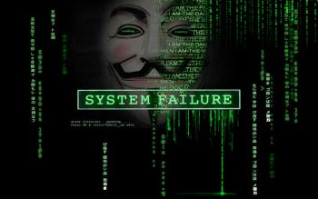 Green Anonymous Computers Matrix Code Guy Fawkes V For Vendetta Hacktavist Neat Image For Free