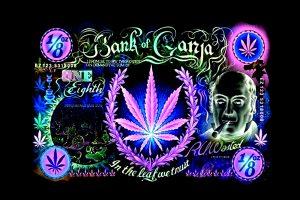 Marijuana Weed 420 Ganja Cool Neat Photograph