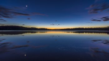 Nature Lake Sunset Landscape Ultrahd Wide Range Photograph Get Neat Image For Free