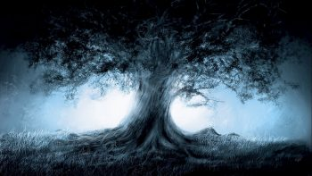 Nature Tree Landscape Art Artwork Artistic