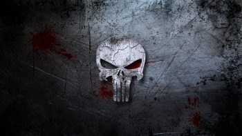 Punisher Skull Background Blood Scratches Movies Wall Get Neat Image For Free