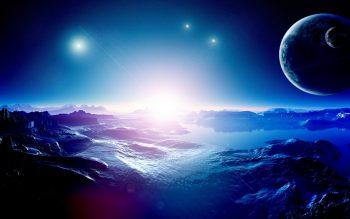Scientific Space Planet Galaxy Stars Mac Os Ultrahd Wide Range Photograph High Resolution iPhone Photograph