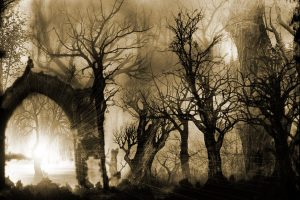 Sleepy Hollow Dark Horror Gothic