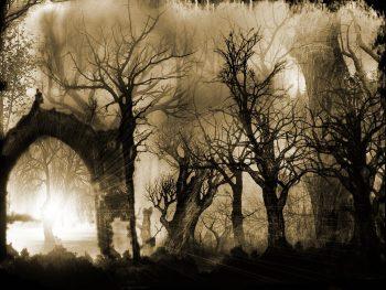 Sleepy Hollow Dark Horror Gothic