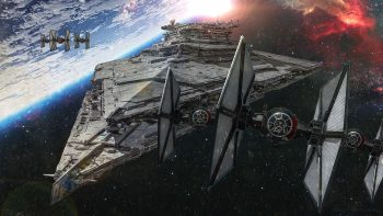 Star Wars Force Awakens Science Fiction Futuristic Disney Wars Force Awakens Action Adventure Spaceship