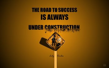 Text Signs Quotes Typography Lily Tomlin Roads Success Neat Image For Free