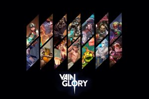 Vainglory Moba Online Fighting Fantasy Nice Warrior Action