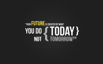 Yellow Futuristic Text Quotes Typography Today Textures High Resolution iPhone Photograph